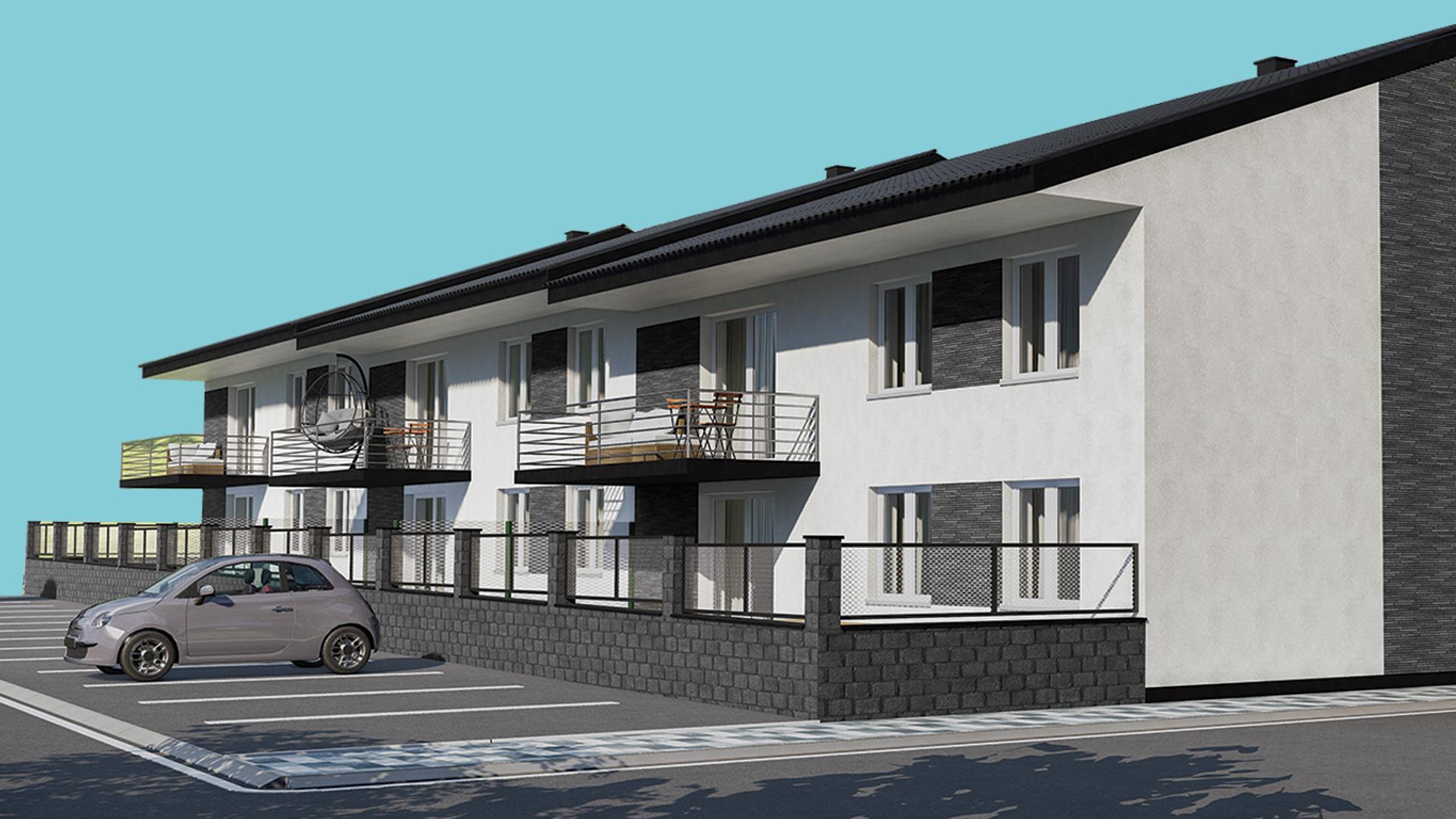 Nové byty v predaji