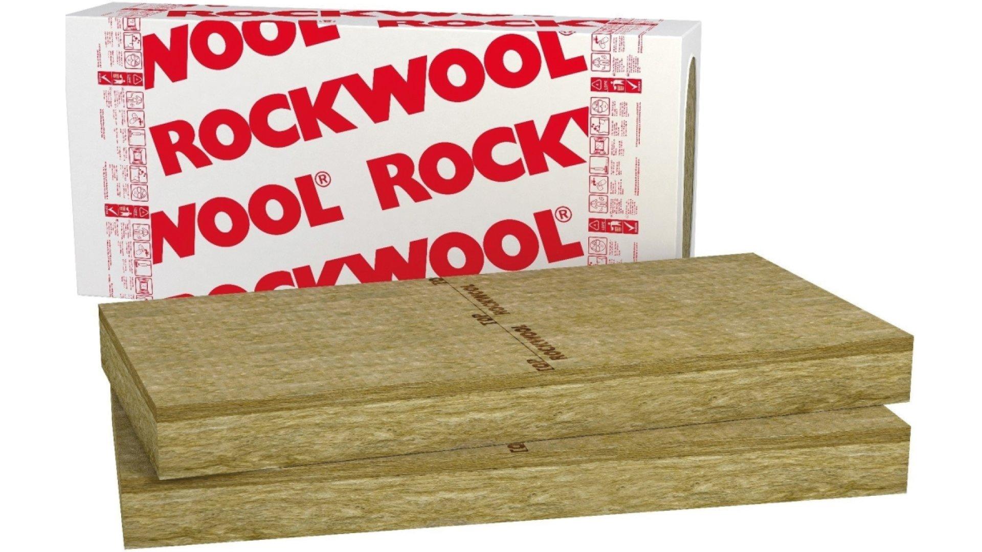 Fasádna izolácia Rockwool