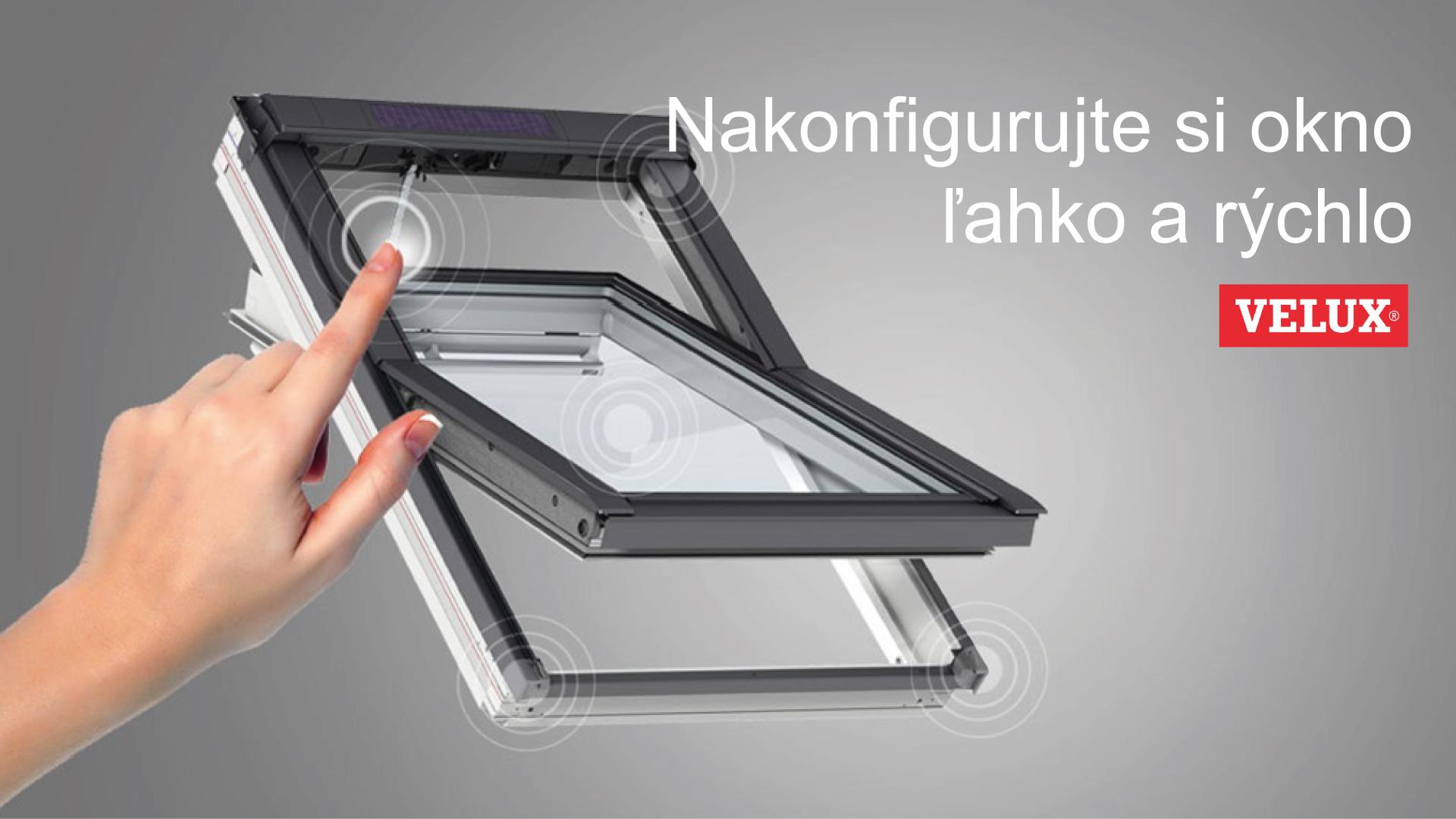 Uvažujete o zakúpení strešného okna VELUX?