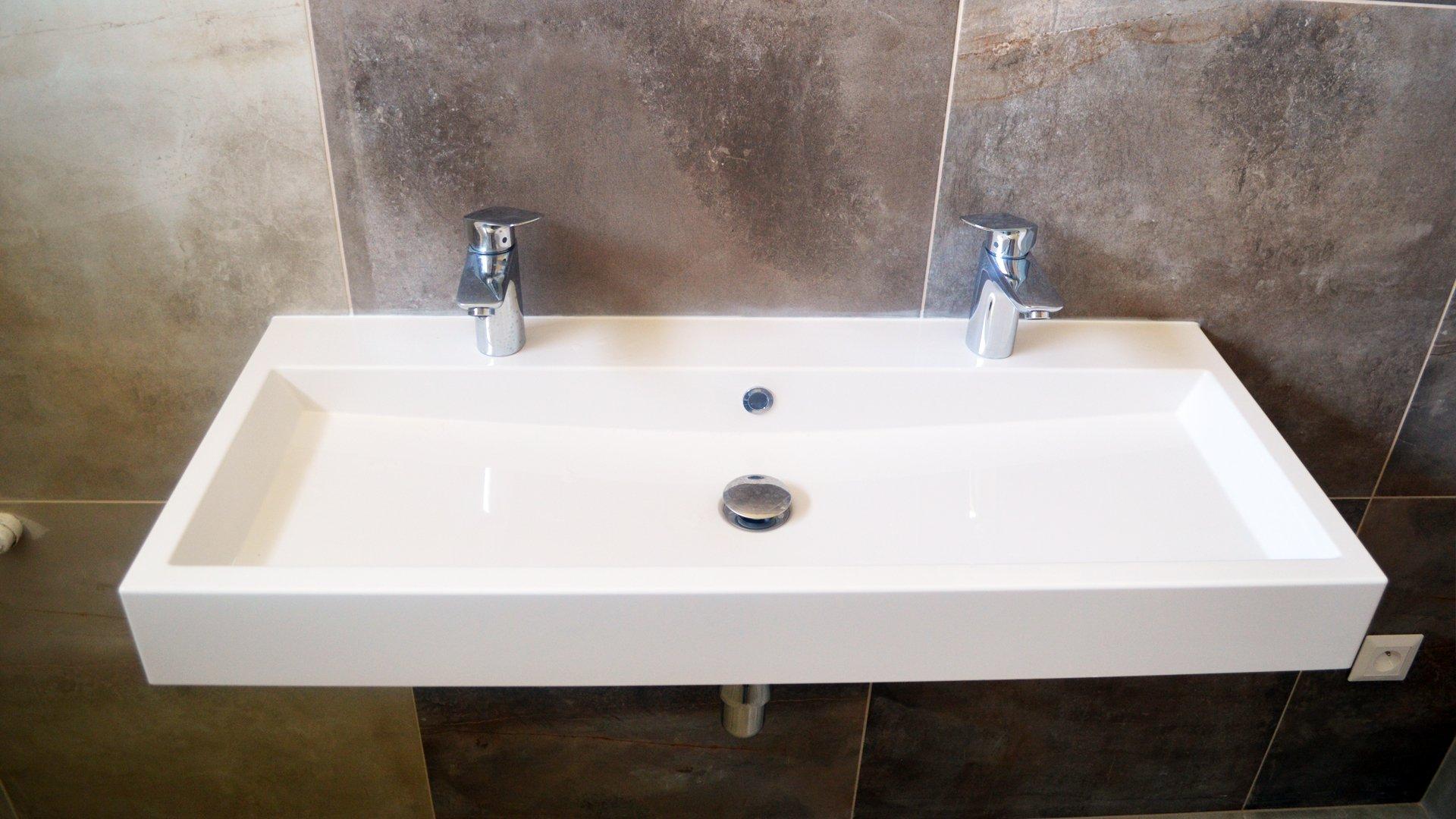 Realizácia kúpeľne, Nová Dedinka